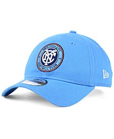 New York City FC Core 9TWENTY Strapback Cap