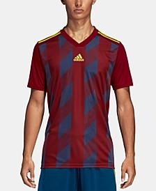 Men's Striped Soccer Jersey