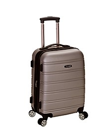 "Melbourne 20"" Hardside Carry-On Luggage"