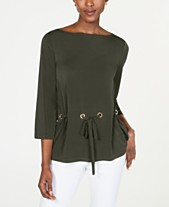 332b151fb467c Green Blouse  Shop Green Blouse - Macy s