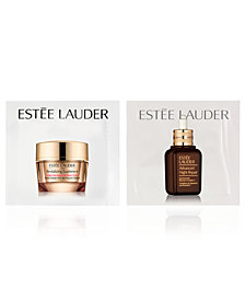 Free 4 pc skincare gift with $75 Estee Lauder purchase