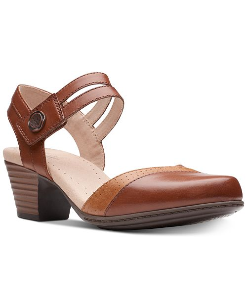 Clarks Collection Women's Valarie Rally Sandals