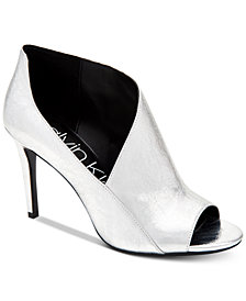Calvin Klein Women's Nastassia Booties