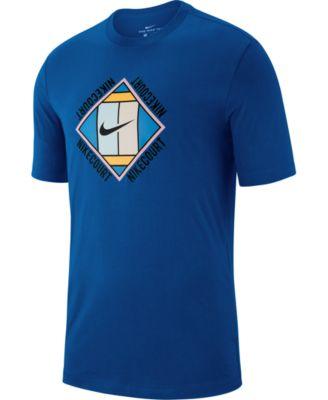 Men's Court Graphic Tennis T-Shirt