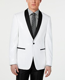 Tallia Men's Slim-Fit Dinner Sequin Dinner Jacket