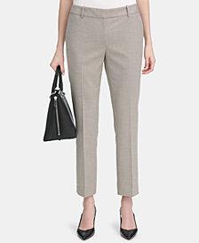 Calvin Klein Petite Modern Ankle Pants