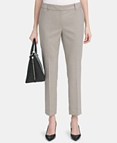 d81662ddff5 Calvin Klein Petite Modern Ankle Pants