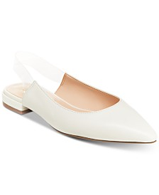 Nanette by Nanette Lepore Faith Pointed-Toe Flats