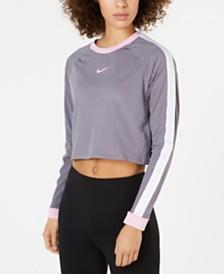 Nike Hyper Femme Cropped Running Top