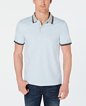 1fb1ec2e9 Michael Kors Men s Liquid Cotton Greenwich Polo Shirt