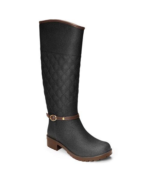 Aerosoles Martha Stewart South Salem Rain Boots