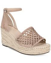 7361c148d2376 Franco Sarto Calabria Platform-Wedge Espadrille Sandals, Created for Macy's