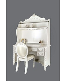 Rollison Traditional Hand-Brushed Hutch