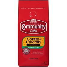 Coffee and Chicory Decaf Medium-Dark Roast, 12 Oz - 6 Pack