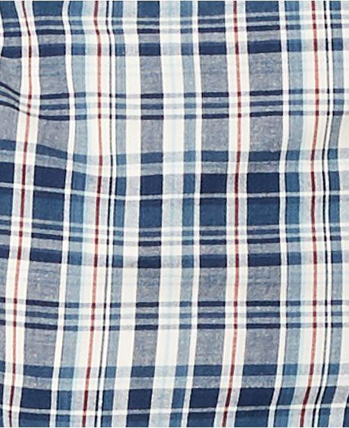 85bc5106a4b9b5 Lauren Ralph Lauren Men's Classic-Fit Plaid Madras Suit Separates ...