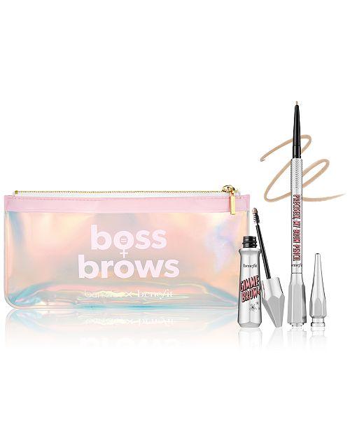 Benefit Cosmetics Benefit 3-Pc. Boss Brows, Baby! Brow Set