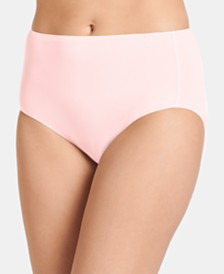 Jockey No Panty Line Promise Hip Brief 1372 (Also available in extended sizes)