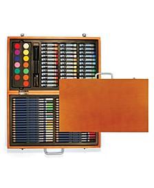 Xonex - 88 Piece Wooden Art Set