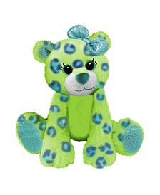 First and Main - 7 Inch Gal Pals Plush, Lily Leopard