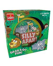Pressman Games - Silly Safari Game