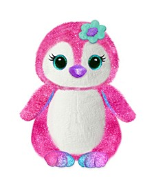 First and Main - FantaZOO 10 Inch Plush, Penny Penguin