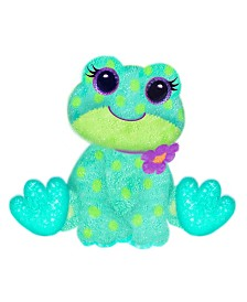 First and Main - FantaZOO 10 Inch Plush, Felicia Frog