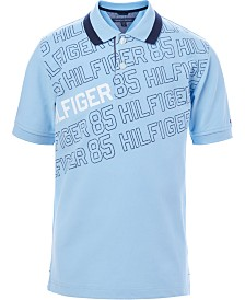 Tommy Hilfiger Little Boy Graphic Polo