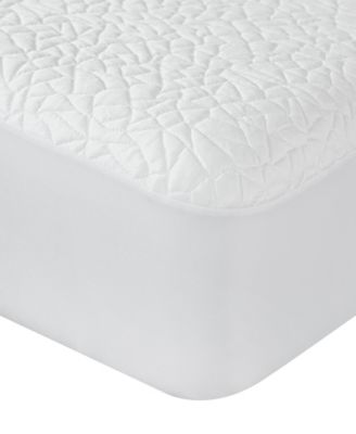 Twin XL/Split King Therm-A-Sleep Snow Waterproof Mattress Protector ft. Nordic Chill Fiber and Tencel