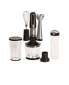 Stainless Steel Power Hand Blender