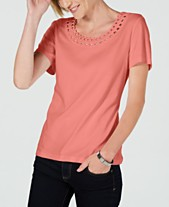 889e6c05229da Karen Scott Clothing - Womens Apparel - Macy s