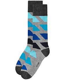 Alfani Men's Colorblocked Socks, Created for Macy's