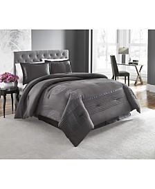 Huntley 4-Piece King Comforter Set