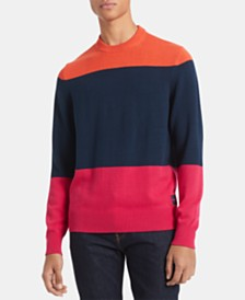 Calvin Klein Men's Colorblocked Sweater