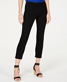 INC Curvy-Fit Cropped Skinny Jeans, Created for Macy's