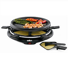 Salton Party Grill and Raclette, 6 Person