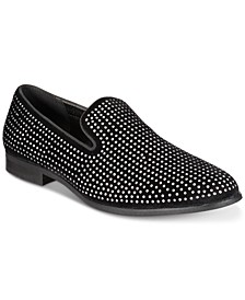 INC Men's Wyatt Crystal Loafers, Created for Macy's