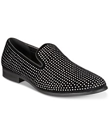 I.N.C. Men's Wyatt Crystal Loafers, Created for Macy's
