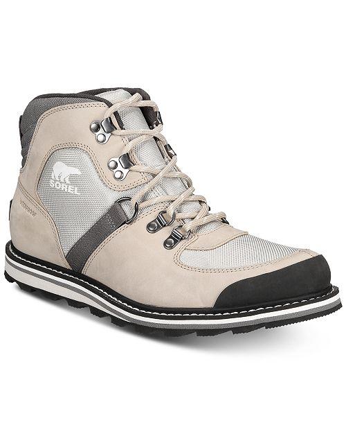 Sorel Men's Madson Sport Waterproof Hiker Boots
