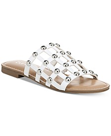 Pecanna Flat Sandals, Created for Macy's