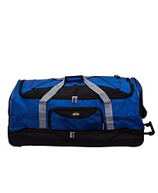 "Rockland 40"" Rolling Duffle Bag"