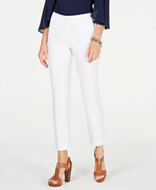 MICHAEL Michael Kors Slim-Fit Pants, in Regular & Petite Sizes