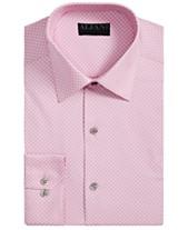 5ecf1e88b Assorted AlfaTech by Alfani Men s Slim-Fit Performance Stretch Easy-Care  Dress Shirts