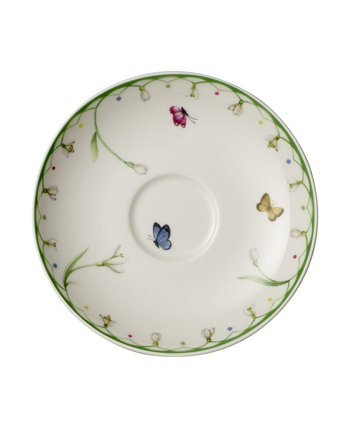 Villeroy & Boch - COLOURFUL SPRING COFFEE CUP SAUCER