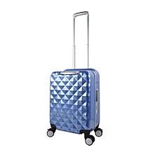 "Traveler's Club 20"" Seat-On Aluminum Frame Carry-On Luggage"