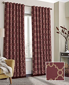 "Correll Blackout 52"" x 63"" Curtain Panel"