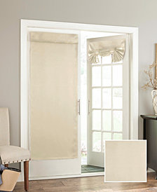 "Eclipse Tricia Room Darkening Window Door Panel, 26"" x 68"""