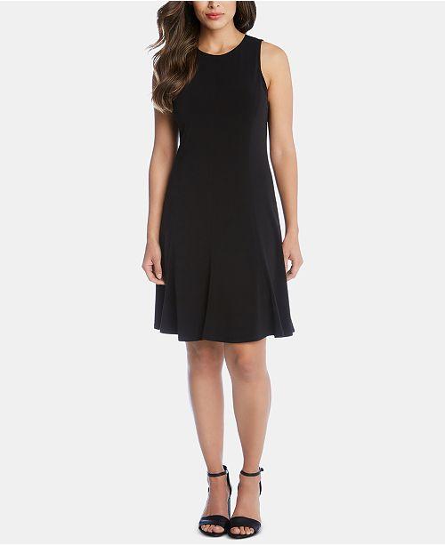 Karen Kane Seamed Dress