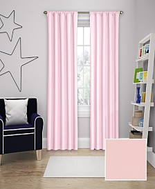 "Eclipse Microfiber Thermaback Kids Blackout 42"" x 63"" Curtain Panel"