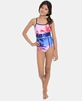 b6dd3b7745 Girls Swimsuits & Girls Swimwear- Bathing Suits for Girls - Macy's