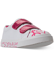 Nine West Toddler Girls' Jovany Casual Sneakers from Finish Line